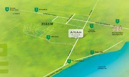 Foto Departamento en Venta en  Tulum,  Tulum  Departamento Venta Anah Hunab Tulum $259,000 USD ERM1