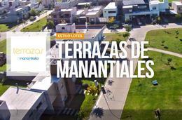 Foto Terreno en Venta en  Terrazas de Manantiales,  Cordoba Capital  terrazas de manantiales