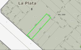 Foto Terreno en Venta en  La Plata,  La Plata  Avenida 1 N° 1772