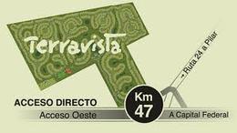 Foto Terreno en Venta en  Terravista,  Countries/B.Cerrado (G. Rodriguez)   COUNTRY TERRAVISTA