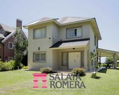 Foto thumbnail Casa en Venta en  Isla Santa Monica,  Countries/B.Cerrado  Isla Santa Monica