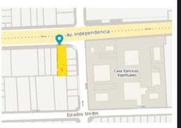 Foto Terreno en Venta en  Monserrat,  Centro (Capital Federal)  av independencia al 1200