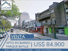 Foto Apartamento en Venta en  Parque Batlle ,  Montevideo  Avda. Italia al 2800