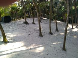 Foto Terreno en Venta en  Sian Ka-an,  Tulum  Lote en Sian Ka'an de 2000 m2