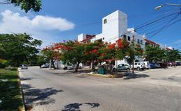 Foto Departamento en Renta en  Supermanzana 24,  Cancún  Departamento en Renta en Cancún, Una Recámara Amueblado con Alberca. Supermanzana 24