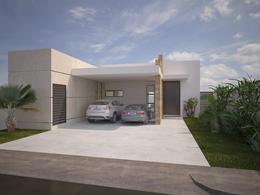Foto Casa en Venta en  Pueblo Dzitya,  Mérida  Casa de una planta en venta en el norte de Mérida-dzitya