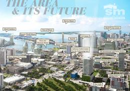 Foto Departamento en Venta en  Downtown,  Miami-dade  Departamento en venta CANVAS Maimi Downtown