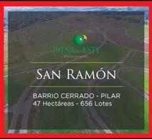 Foto Terreno en Venta en  Zelaya,  Pilar  Lote Barrio San Ramon Pilar del Este,