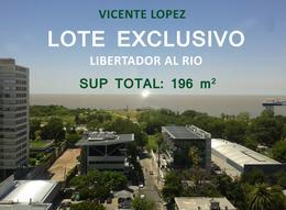 Foto Terreno en Venta en  V.Lopez-Vias/Rio,  Vicente Lopez  Malaver al 400
