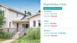 Foto Casa en Alquiler en  Barrio Costa Esmeralda,  Pinamar  Dragonfly - Golf II - Lote 375