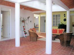 Foto Casa en Venta en  Fraccionamiento Montequis,  Ezequiel Montes  Casa campirana con jardín