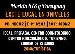 Foto Local en Alquiler | Venta en  Microcentro,  Centro (Capital Federal)  Florida al 800