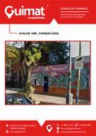 Foto Terreno en Venta en  Parque Chas ,  Capital Federal  AVALOS al 1000