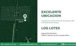 Thumbnail picture Land in Sale in  José María Morelos ,  Quintana Roo  Lots for sale in Ruta de los Cenotes in Puerto Morelos | Blues Real | Code 953