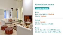 Foto Casa en Alquiler en  Barrio Costa Esmeralda,  Pinamar  Pura Vida - Deportivo - Lote 358