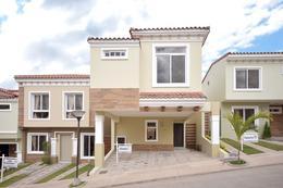 Foto Casa en Venta en  El Sauce,  Tegucigalpa  Modelo Kentia en Villa Las Palmeras, El Sauce, Tegucigalpa