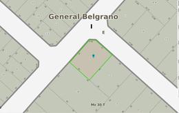 Foto Terreno en Venta en  General Belgrano,  General Belgrano  60 esquina 133 (Las Tropas) al 100