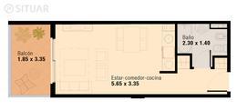 Foto thumbnail Departamento en Venta en  Flores ,  Capital Federal  Pavillon San Jose - Unidad 411 - Pedernera 50 - Flores
