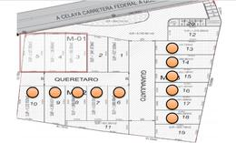 Foto Terreno en Venta en  Ejido San Juan del Llanito,  Apaseo el Alto  Terreno Industrial Venta Parque Gran Bajío $2'278,500 Priher EQG1