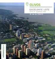 Foto Terreno en Venta en  Olivos-Vias/Rio,  Olivos  Matias Sturiza al 500