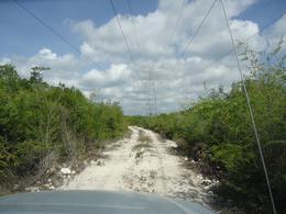 Foto Terreno en Venta en  José María Morelos ,  Quintana Roo  Se Vende Terreno en Puerto Morelos en la Zona Urbana de 2,500m2