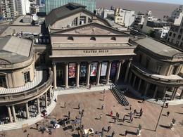 Foto Oficina en Alquiler | Venta en  Ciudad Vieja ,  Montevideo  Juncal 1305/609