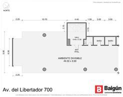 Foto Oficina en Alquiler en  V.Lopez-Vias/Rio,  Vicente Lopez  Av. Libertador y Gral San Martín
