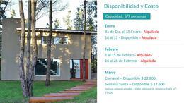 Foto Casa en Alquiler en  Barrio Costa Esmeralda,  Pinamar  Deportiva - Lote al 500