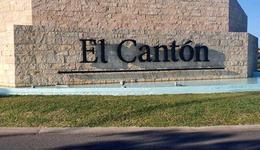 Foto Terreno en Venta en  El Canton,  Countries/B.Cerrado (Escobar)  Lote 899
