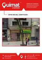 Foto Local en Venta en  Constitución ,  Capital Federal  ENTRE RIOS al 900