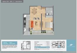Foto Apartamento en Venta en  Parque Carrasco,  Ciudad de la Costa  Apartamen to de 1 dormitorio en venta en Parque Carrasco