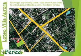 Foto Terreno en Venta en  Jose Clemente Paz ,  G.B.A. Zona Norte  artigas al 6600