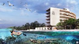 Foto Departamento en Venta en  Cozumel ,  Quintana Roo  Departamento en venta frente al mar en la isla de Cozumel
