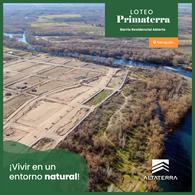 Foto Terreno en Venta en  Capital ,  Neuquen           Terrenos en Neuquen LOTEO PRIMATERRA