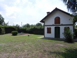 Foto thumbnail Casa en Venta en  Los Cardales,  Exaltacion De La Cruz  Casa en Barrio San Jose de Tala