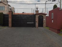 Foto Casa en condominio en Renta en  Ex-Hacienda San Jorge,  Toluca  CASA EN RENTA EN TOLUCA EX HDA SAN JORGE POR CU