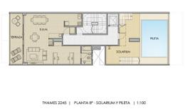 Foto thumbnail Departamento en Venta en  Palermo ,  Capital Federal  Thames al 2245 5ºC