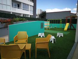 Foto Departamento en Renta en  Mata Redonda,  San José  Apartamento en U Nunciatura / Piso 15 / Línea blanca