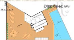 Foto Departamento en Venta en  Caballito ,  Capital Federal  Dias Velez al 5500 Departamento en construcción  2 amb. CON BALCON. 4 to PISO Edifico c/ PISCINA SOLARIUM GYM KIDS CLUB SUM c/terrza