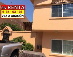 Foto Casa en Renta en  AlcalA,  Tijuana  RENTAMOS PRECIOSA RESIDENCIA AMUEBLADA  FRACC PRIVADO Fab