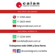 Foto Departamento en Venta en  Caballito ,  Capital Federal  Rosario al 100, Piso 2 B