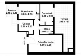 Foto thumbnail Departamento en Venta en  Recoleta ,  Capital Federal  SANCHEZ DE BUSTAMANTE al 1700