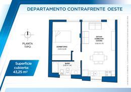 Foto Departamento en Venta en  Sur,  Santa Fe  2° piso Oste Contrafrente - 3 de febrero 3123