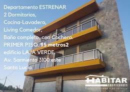 Foto thumbnail Departamento en Venta en  Santa Lucia ,  San Juan  Av. Sarmiento al 3100