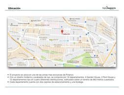 Foto Departamento en Venta en  Polanco,  Miguel Hidalgo  GALILEO - POLANCO