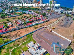 Foto Terreno en Venta en  Fraccionamiento El Cid,  Mazatlán  Terreno Comercial Frente al Hotel Cid | Bienes Raices Mazatlan