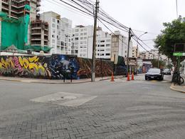 Foto Terreno en Venta en  Miraflores,  Lima  Calle San Martín 398, Miraflores