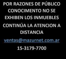 Foto Terreno en Venta en  Villa del Parque ,  Capital Federal  Nazca al 1700