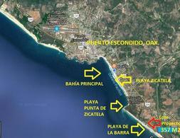 Foto Departamento en Venta en  Brisas de Zicatela,  Santa María Colotepec  Condominios nuevos en la playa, pre-venta. Barra, Puerto Escondido