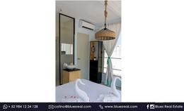 Thumbnail picture Apartment in Rent in  Solidaridad ,  Quintana Roo  For rent in Playa del Carmen double room, without grill, in La Santa Croce complex | Blues Real | Code 957
